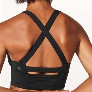 💲SOLD💲Lululemon sweat your heart out bra